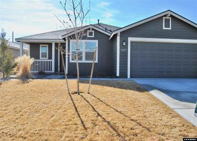 Fernley Single Family Home Active/Pending-House: 1827 Canal Drive
