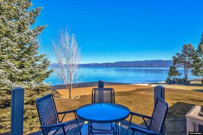South Lake Tahoe CA Single Family Home For Sale: $6,300,000