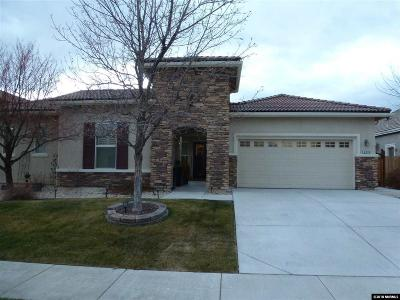 Sparks Single Family Home For Sale: 6533 Black Hills Ct