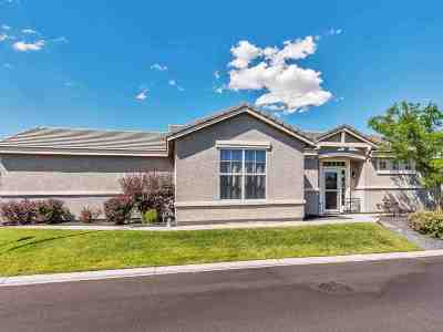 Reno Single Family Home Active/Pending-Loan: 1717 Burwood Cir