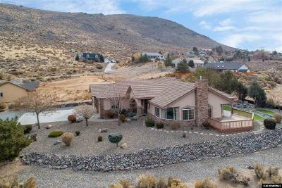 Carson City Single Family Home For Sale: 2024 Gentry Lane