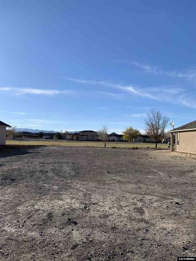 Fernley Residential Lots & Land For Sale: 584 Wedge Ln.