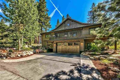 Incline Village Single Family Home For Sale: 767 Eagle Drive