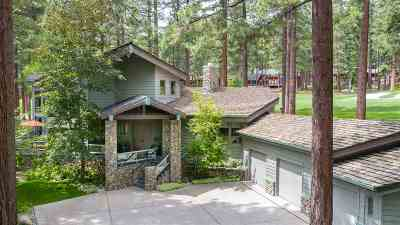 Incline Village Single Family Home For Sale: 631 Caddie Court