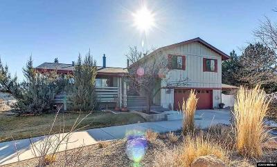 Reno Single Family Home For Sale: 5380 Wildwood Drive