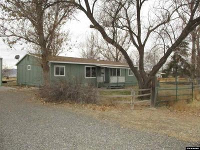 Winnemucca Manufactured Home For Sale: 4250 W. Commander Drive