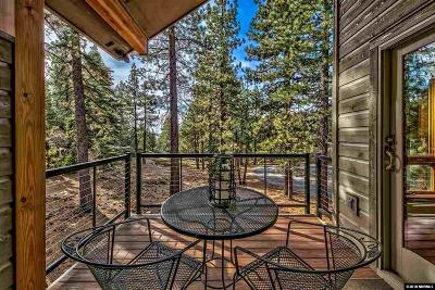 Incline Village Single Family Home For Sale: 755 Judith