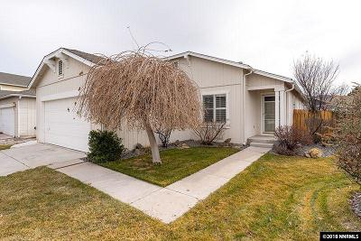 Reno NV Single Family Home Sold: $290,000