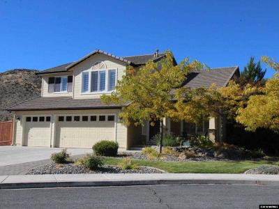 Washoe County Single Family Home For Sale: 534 Provo Court