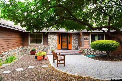 Washoe County Single Family Home For Sale: 12975 Broili Court