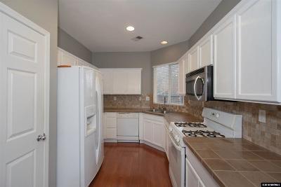 Sparks Single Family Home Price Reduced: 5325 Desert Peach Drive