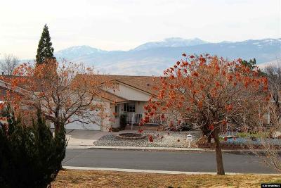 Washoe County Single Family Home For Sale: 2520 Melody Ln