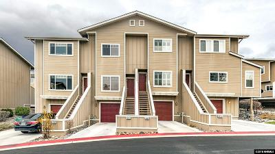 Washoe County Condo/Townhouse For Sale: 4120 Amber Marie Lane