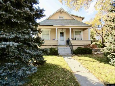 Single Family Home For Sale: 324 Stewart