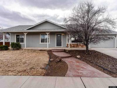 Sparks Single Family Home Active/Pending-Loan: 1210 Longspur Way