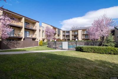 Washoe County Condo/Townhouse Active/Pending-Loan: 2450 Lymbery St. #217
