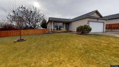 Winnemucca Single Family Home For Sale: 605 Castle Way