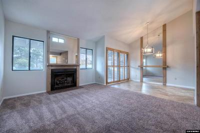 Sparks Condo/Townhouse Active/Pending-Loan: 2614 Sunny Slope Drive #3