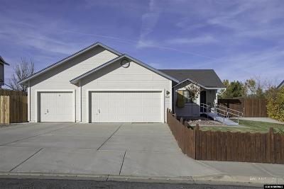 Sparks Single Family Home Active/Pending-Loan: 5645 Grasswood
