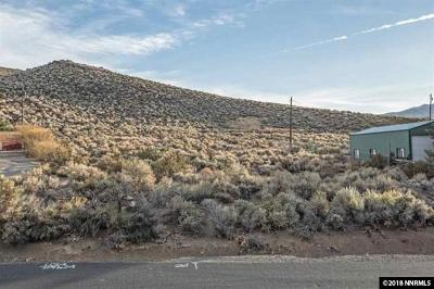 Reno Residential Lots & Land For Sale: 170 Bernoulli Street