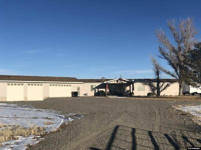 Winnemucca Manufactured Home For Sale: 3205 E Tycana