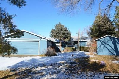 Winnemucca Single Family Home For Sale: 7090 Grass Valley Road