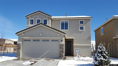 Sparks Single Family Home Active/Pending-Call: 3954 Silent Garden Way