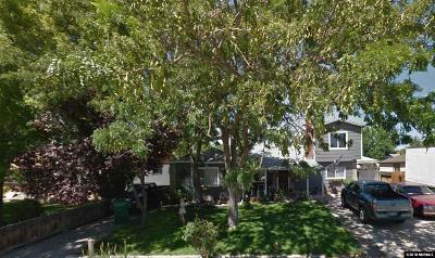 Sparks Single Family Home Active/Pending-Loan: 18 E L St