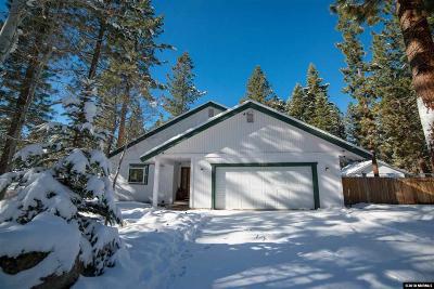 Stateline Single Family Home For Sale: 100 Daggett