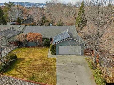 Reno Single Family Home Active/Pending-Call: 6305 Windy Meadow Dr