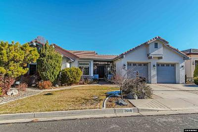 Washoe County Single Family Home For Sale: 2608 Spearpoint Drive
