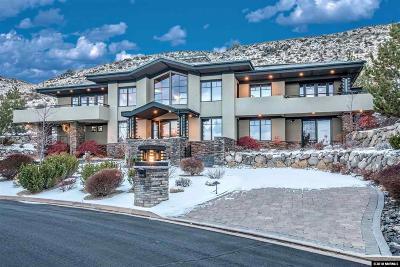 Reno Single Family Home For Sale: 60 Hawken
