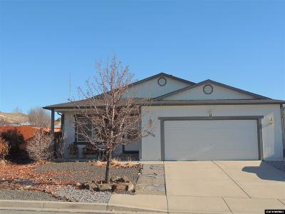 Reno Single Family Home For Sale: 18170 Baby Bear Court