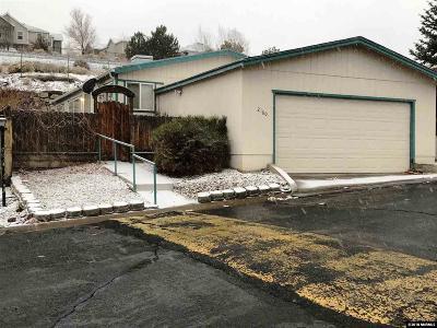 Reno Manufactured Home For Sale: 2160 Camellia Drive