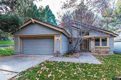 Washoe County Single Family Home For Sale: 3975 Caughlin Creek Rd.