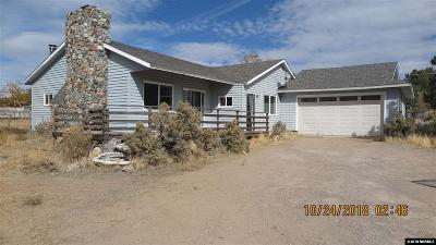 Washoe Valley Single Family Home Active/Pending-Call: 2270 Eastlake Blvd