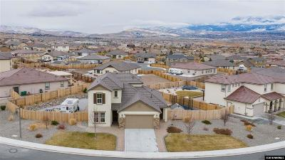 Reno, Sparks, Carson City, Gardnerville Single Family Home For Sale: 2875 Tobiano Drive
