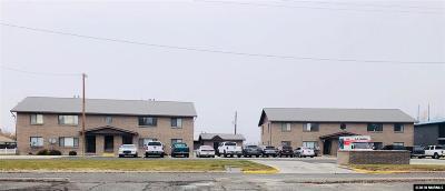 Lovelock Multi Family Home For Sale: 1450 Dartmouth