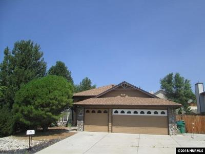 Washoe County Single Family Home For Sale: 6541 Breckenridge Way