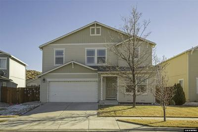 Reno Single Family Home For Sale: 7740 Tulear St