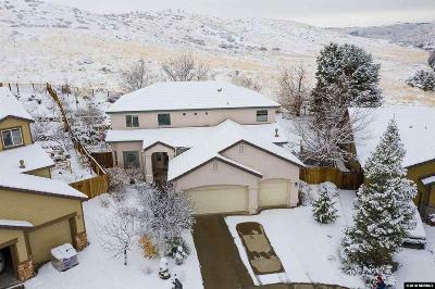 Reno NV Single Family Home New: $558,500