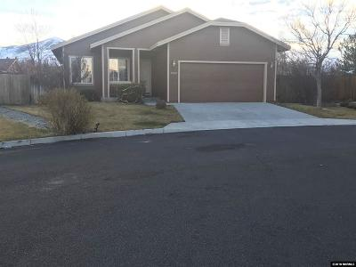 Reno Single Family Home For Sale: 10040 Horse Creek Ct