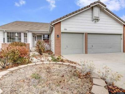 Reno Single Family Home For Sale: 953 Wheatland Court