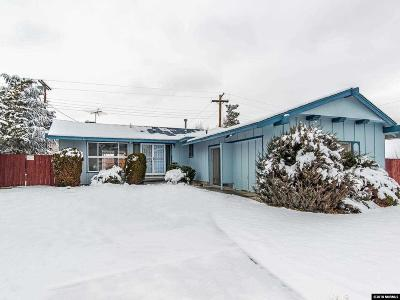 Washoe County Single Family Home For Sale: 1475 Majestic Drive