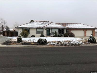 Sparks Single Family Home Active/Pending-Loan: 110 Stags Leap