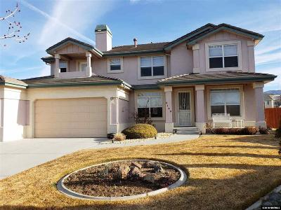 Sparks Single Family Home For Sale: 3149 Gladiola