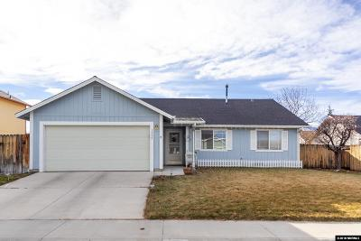 Gardnerville Single Family Home For Sale: 1339 Windsor Drive