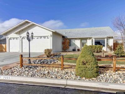 Sparks NV Single Family Home For Sale: $519,957