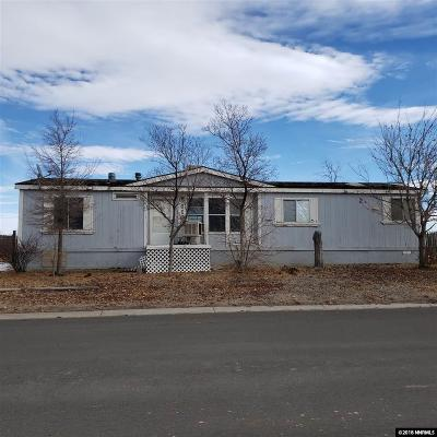 Manufactured Home Active/Pending-Loan: 119 Cove Ave