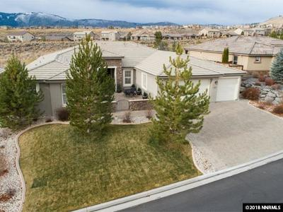 Washoe County Single Family Home Active/Pending-Loan: 2035 Back Nine Trail